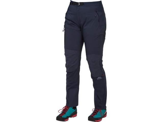 Mountain Equipment Kinesis Pantaloni Donna, cosmos